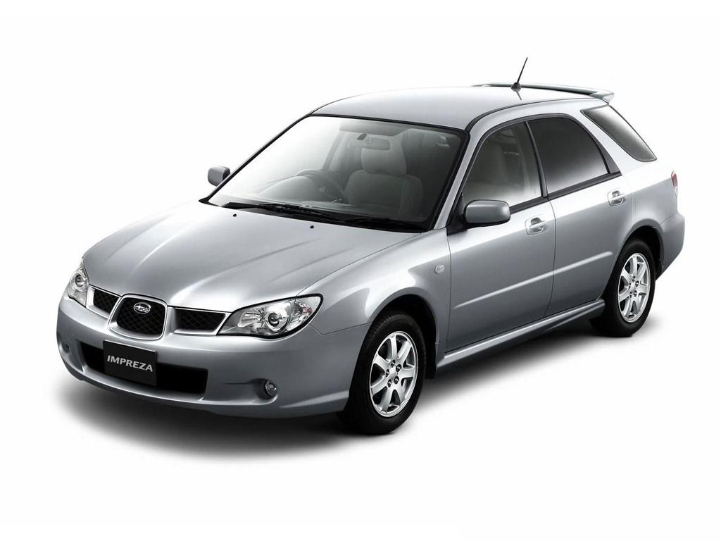 SUBARU Impreza Wagon specs & photos - 2005, 2006, 2007 ...