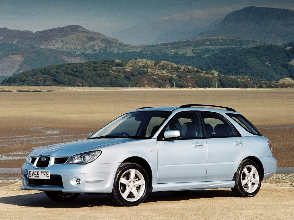 Subaru Outback Off Road >> SUBARU Impreza Wagon specs & photos - 2005, 2006, 2007 ...