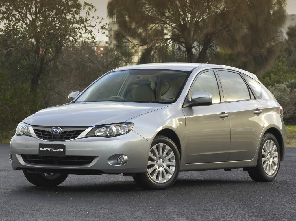 subaru impreza wagon 2005 2007 autoevolution 2006