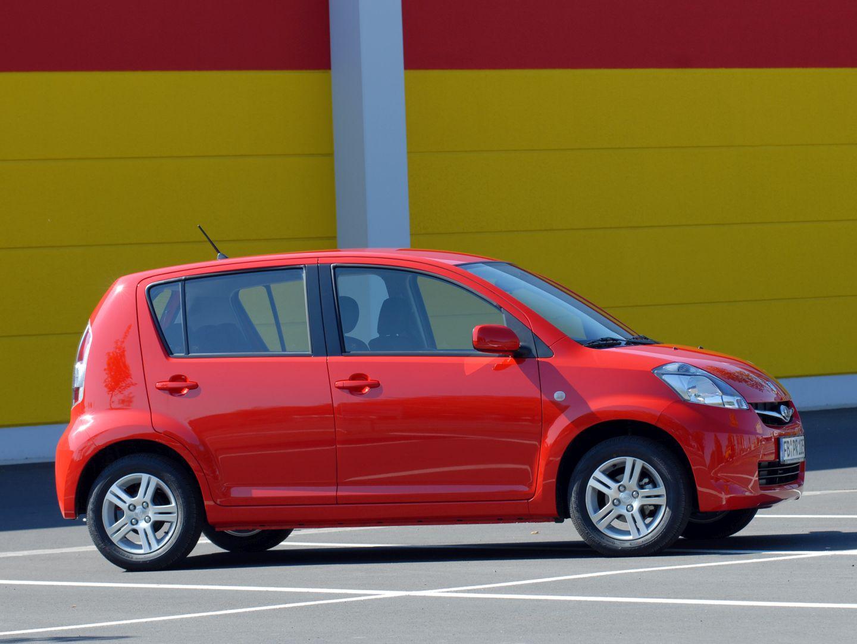 Subaru Justy 2008 2009 2010 2011 2012 2013 2014