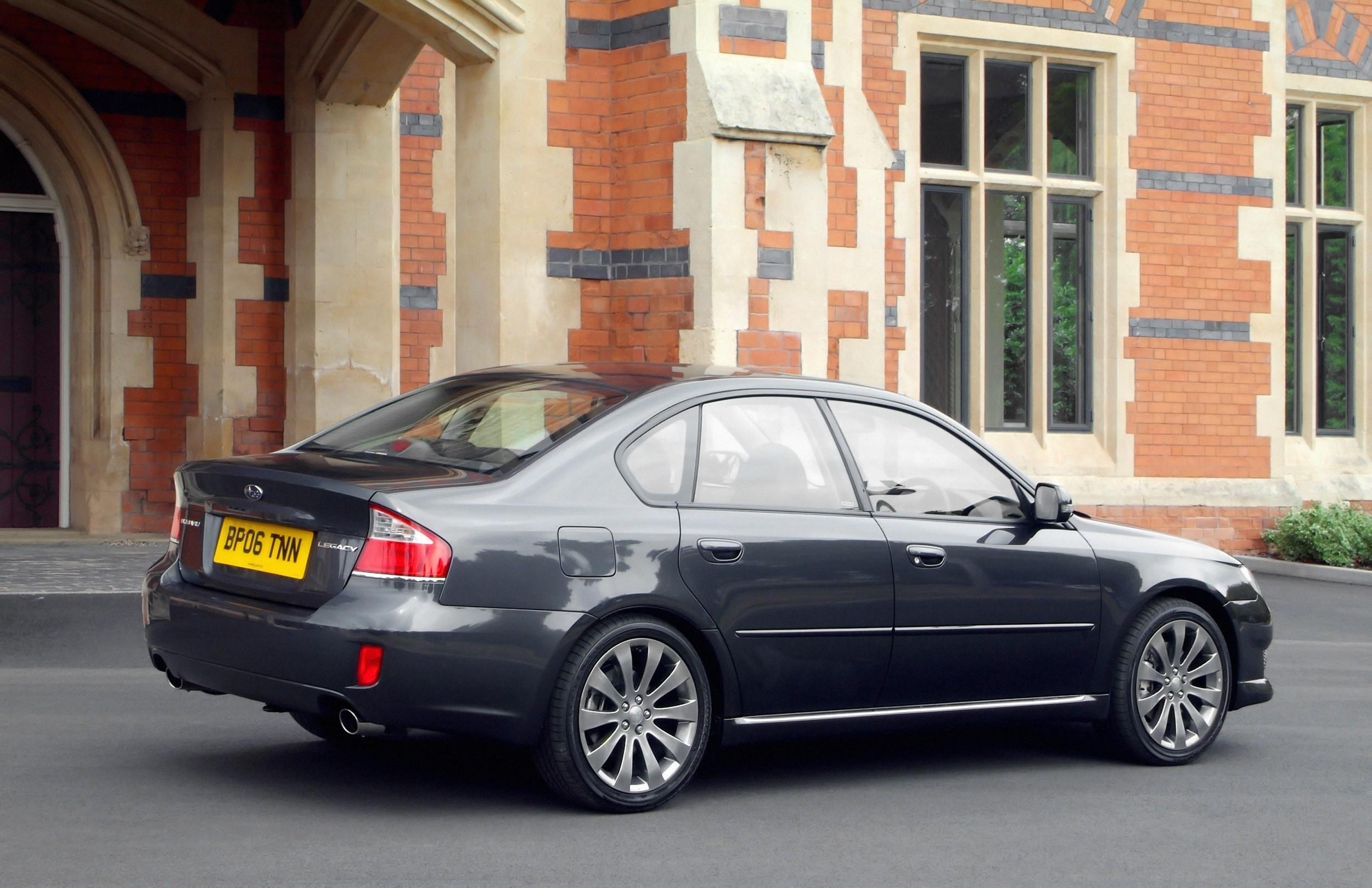 Subaru legacy specs 2008 2009 autoevolution subaru legacy 2008 2009 vanachro Images