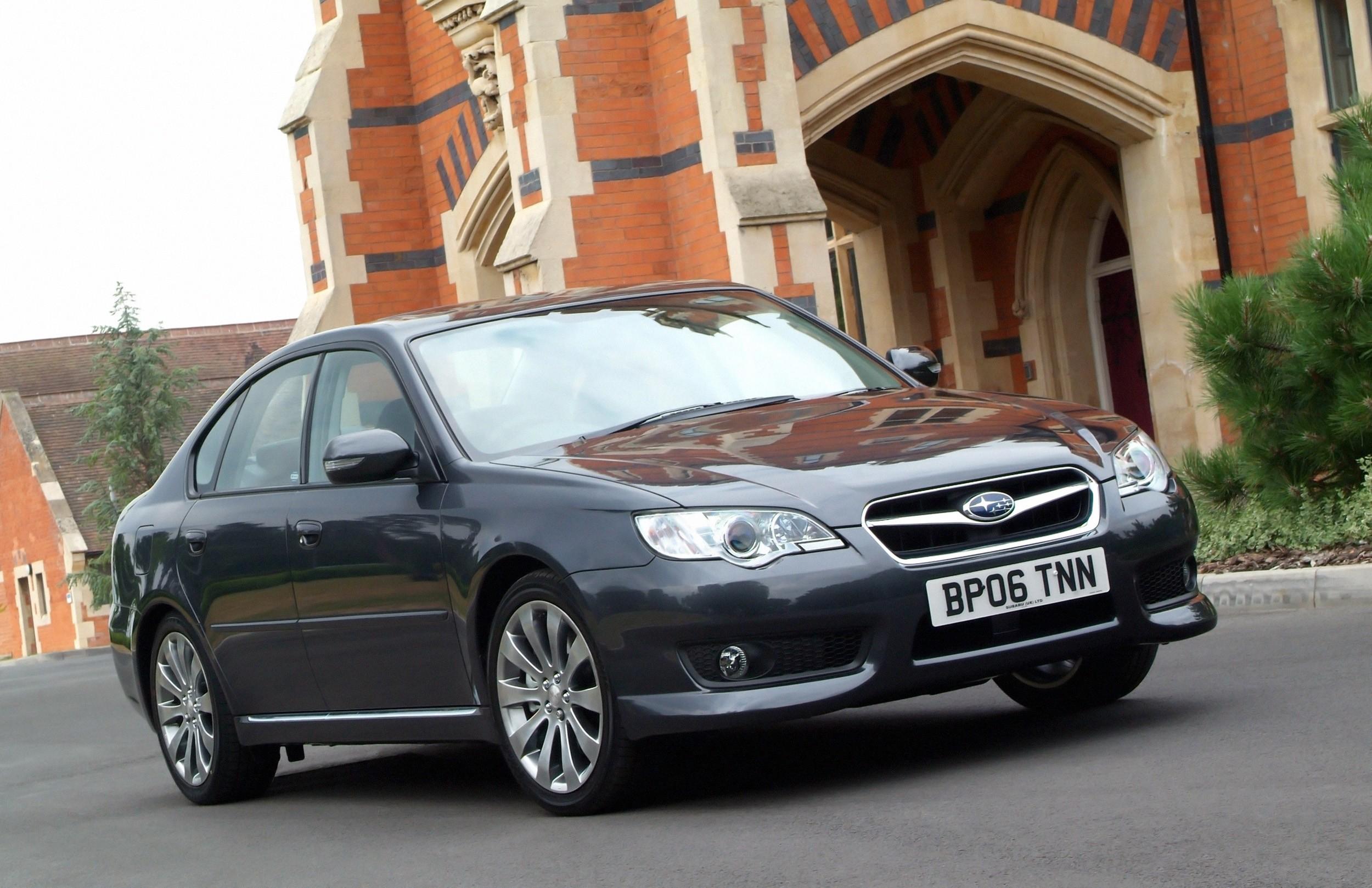 Subaru Legacy 3 6 R >> SUBARU Legacy - 2008, 2009 - autoevolution