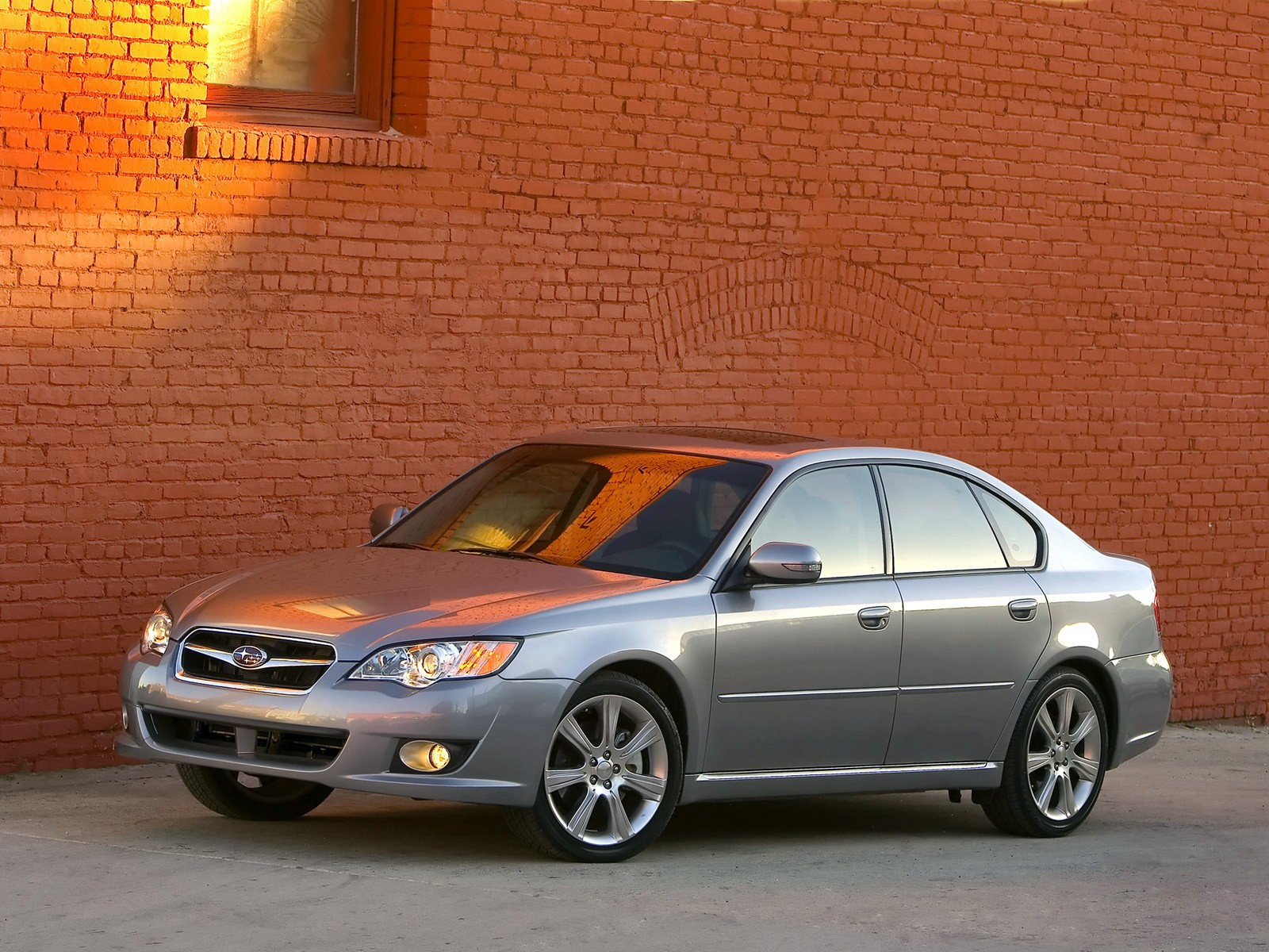 Subaru Legacy Specs - 2008  2009