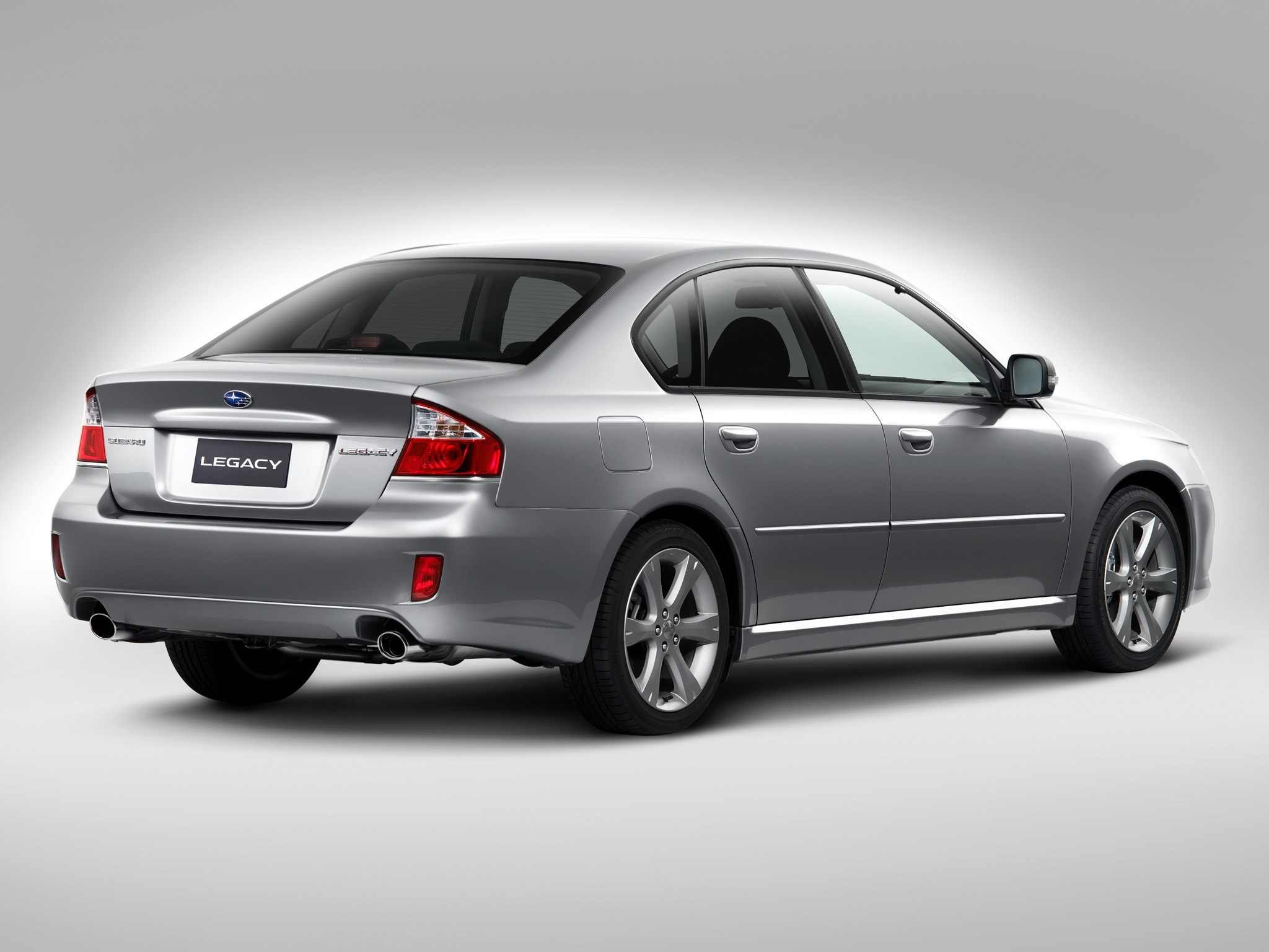 SUBARU Legacy - 2008, 2009 - autoevolution