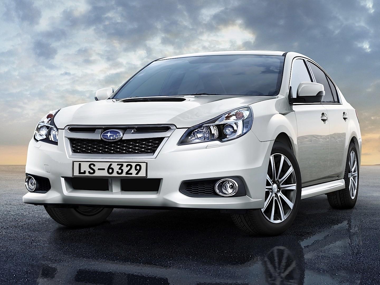 SUBARU Legacy Sedan B4 specs - 2009, 2010, 2011, 2012 ...
