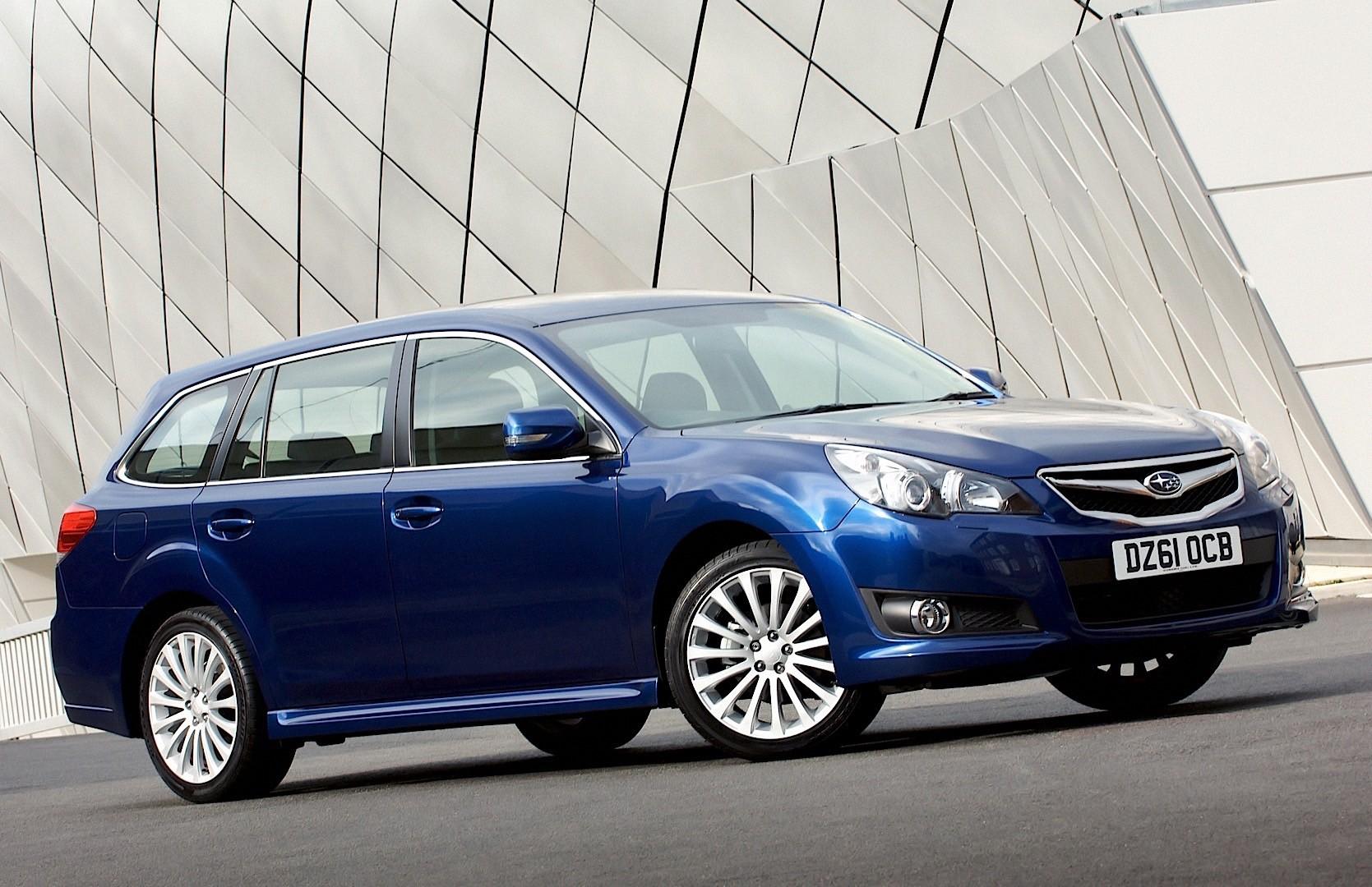 Subaru legacy wagon specs 2009 2010 2011 2012 2013 2014 subaru legacy wagon 2009 present vanachro Images