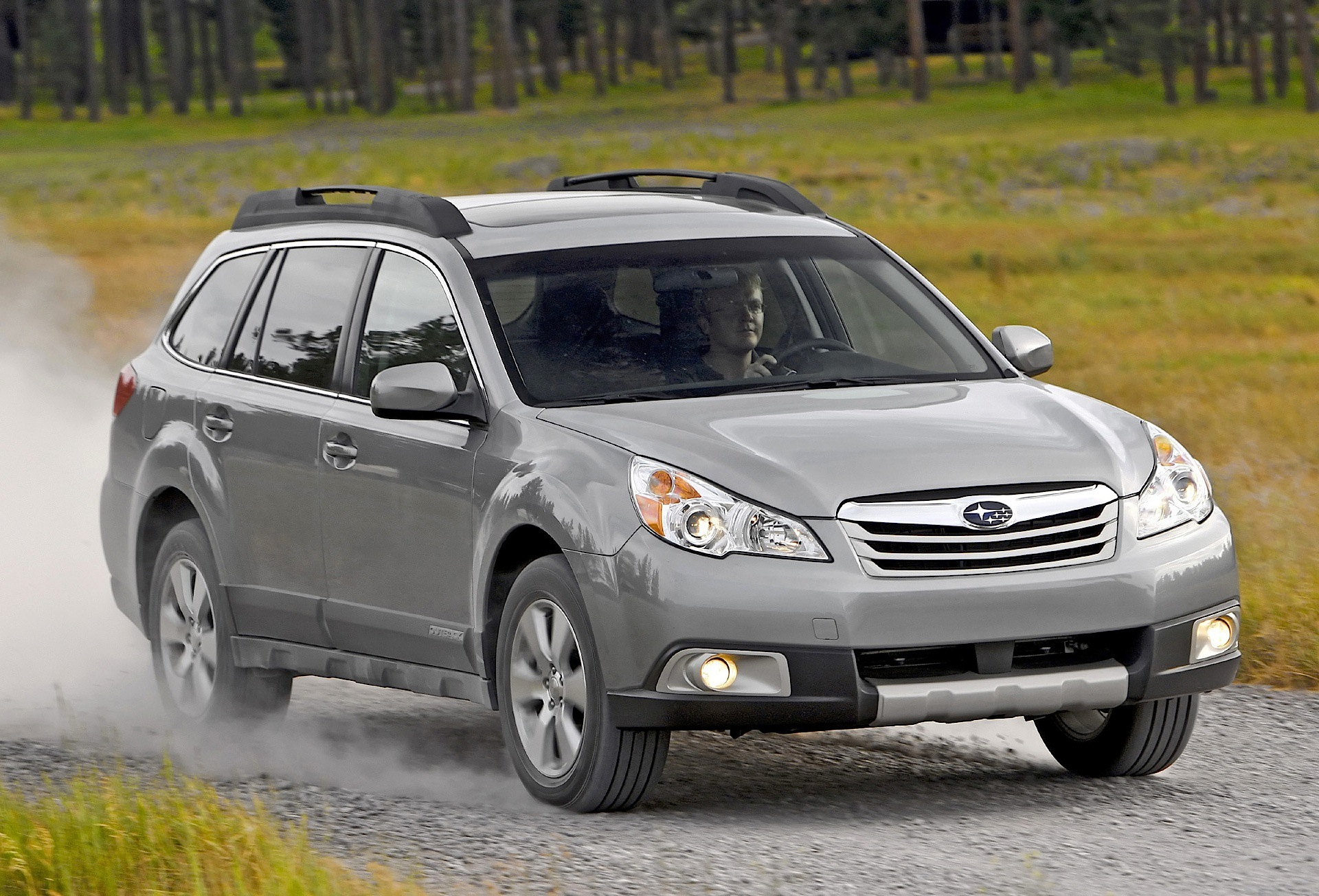 2009 Subaru Outback Start Up, Engine, and In Depth Tour ... |2009 Subaru Outback