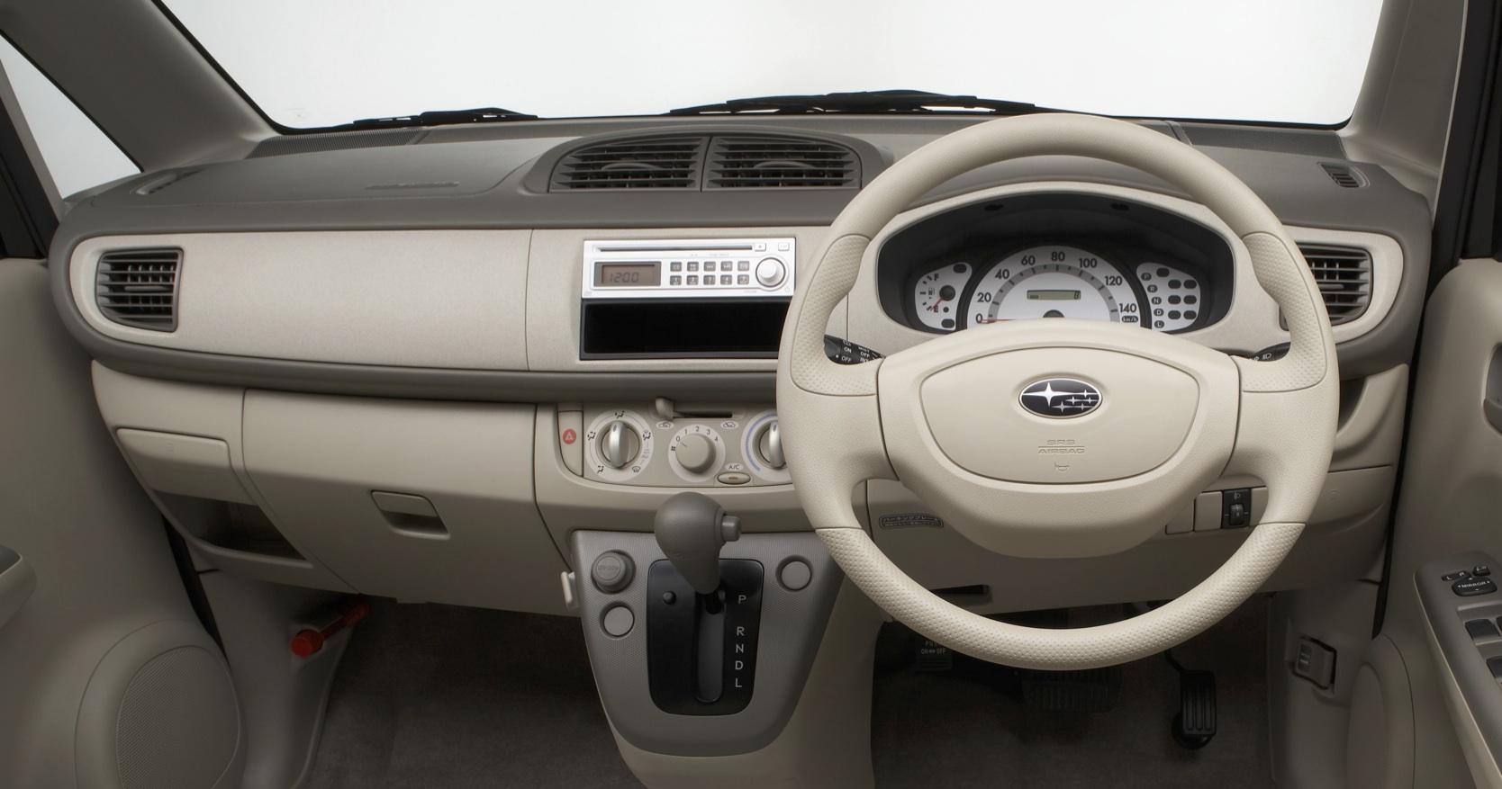 Subaru Stella Specs 2006 2007 2008 2009 2010 2011