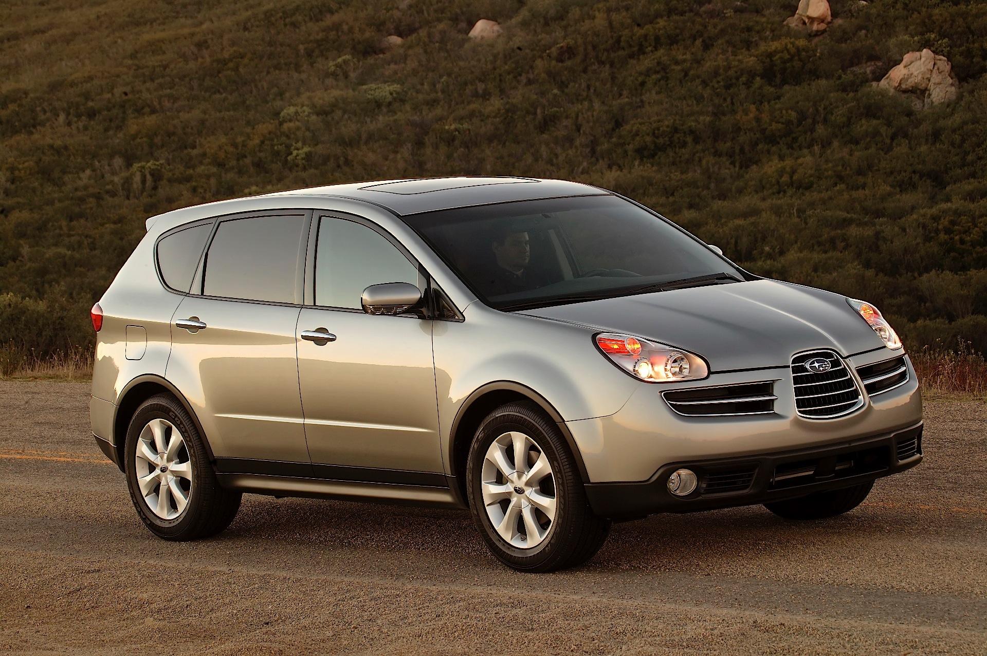 Subaru Tribeca 2005 2007