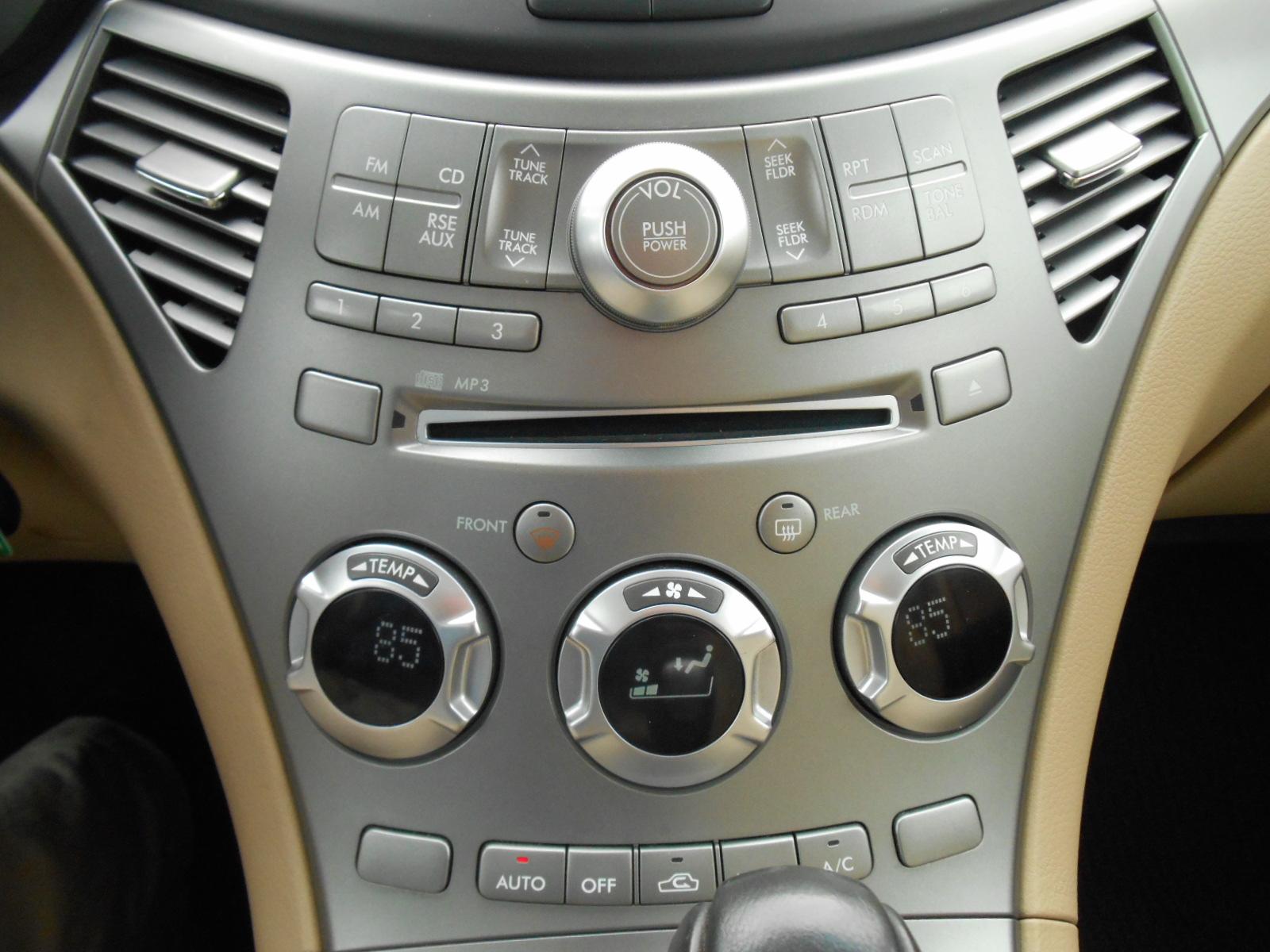 Subaru Tribeca Specs 2005 2006 2007 Autoevolution