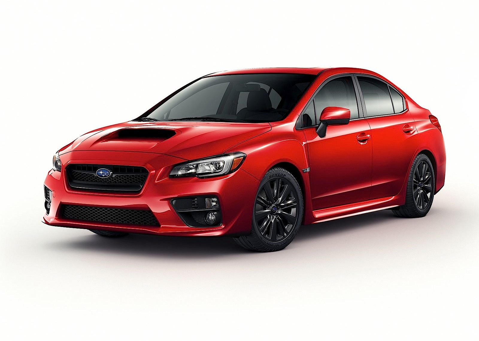 Subaru wrx 2014 present