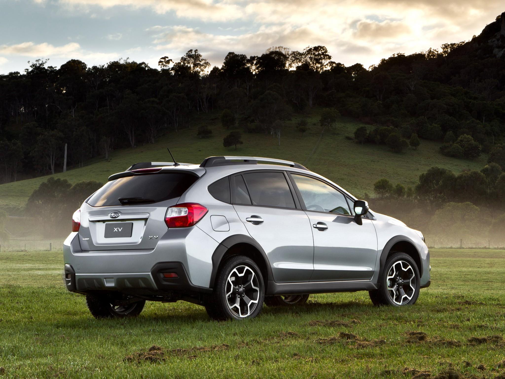 Subaru Xv Specs Amp Photos 2012 2013 2014 2015