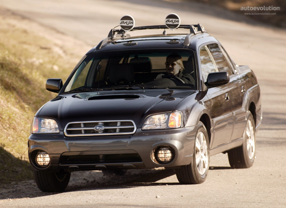 2003 Ford Explorer Sport >> SUBARU Baja - 2003, 2004, 2005, 2006 - autoevolution