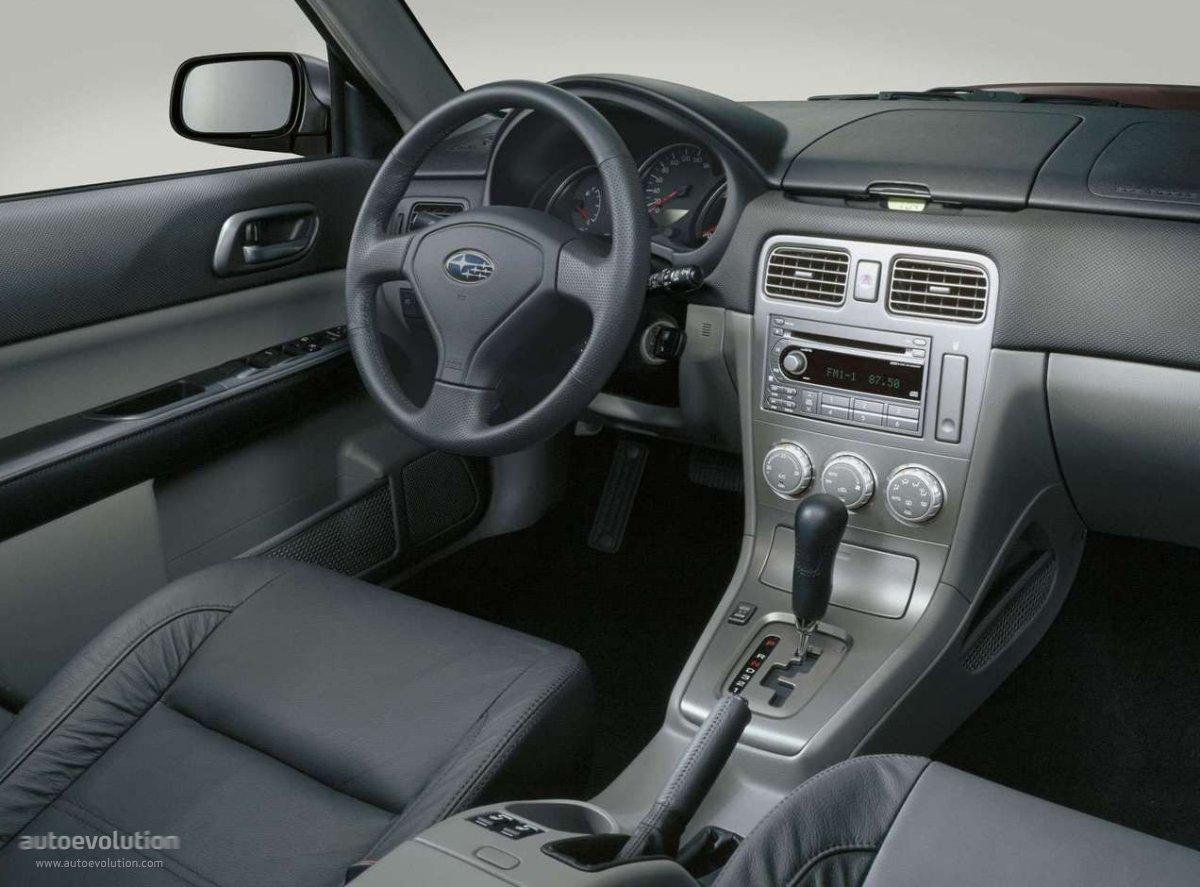 SUBARU Forester specs - 2002, 2003, 2004, 2005 - autoevolution