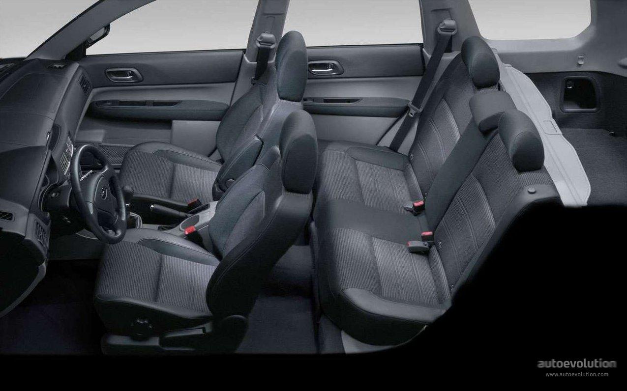 Subaru forester specs 2002 2003 2004 2005 autoevolution subaru forester 2002 2005 vanachro Gallery