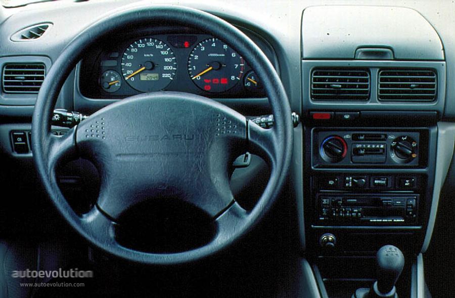 Subaru Forester 1997 1998 1999 2000 Autoevolution