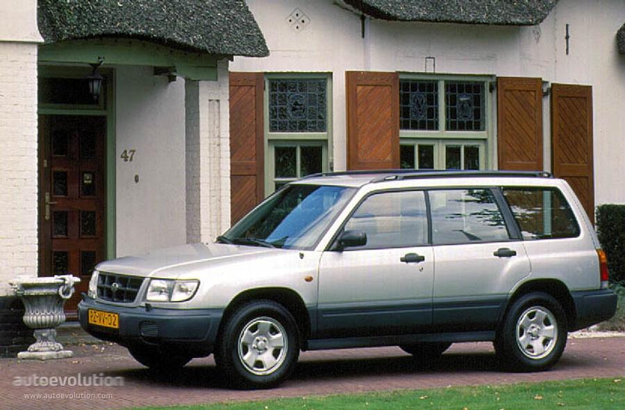 Subaru Forester 1997 2000