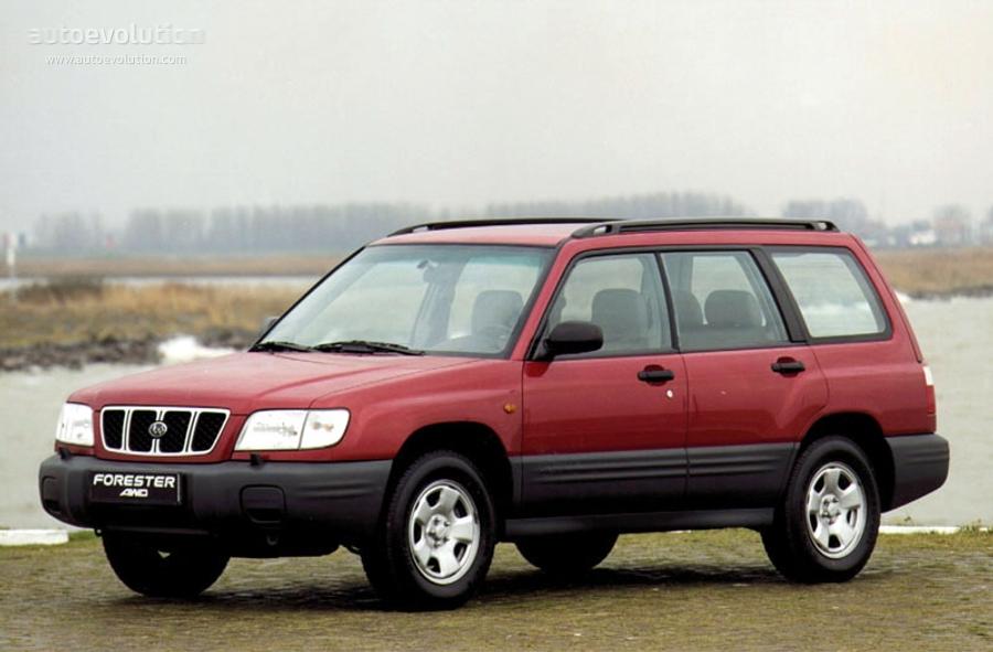 2002 subaru forester l turbo
