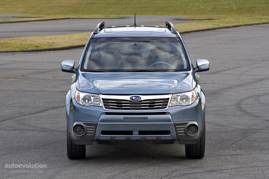 Subaru Forester Specs 2008 2009 2010 2011 2012 2013