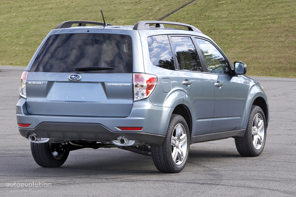 Subaru Forester 2008 2009 2010 2011 2012 2013