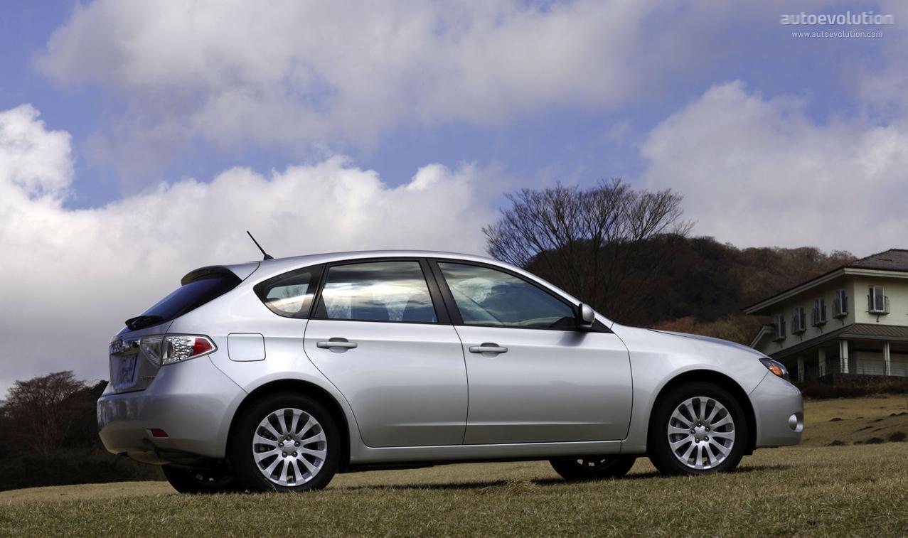 Permalink to Subaru Impreza 2007