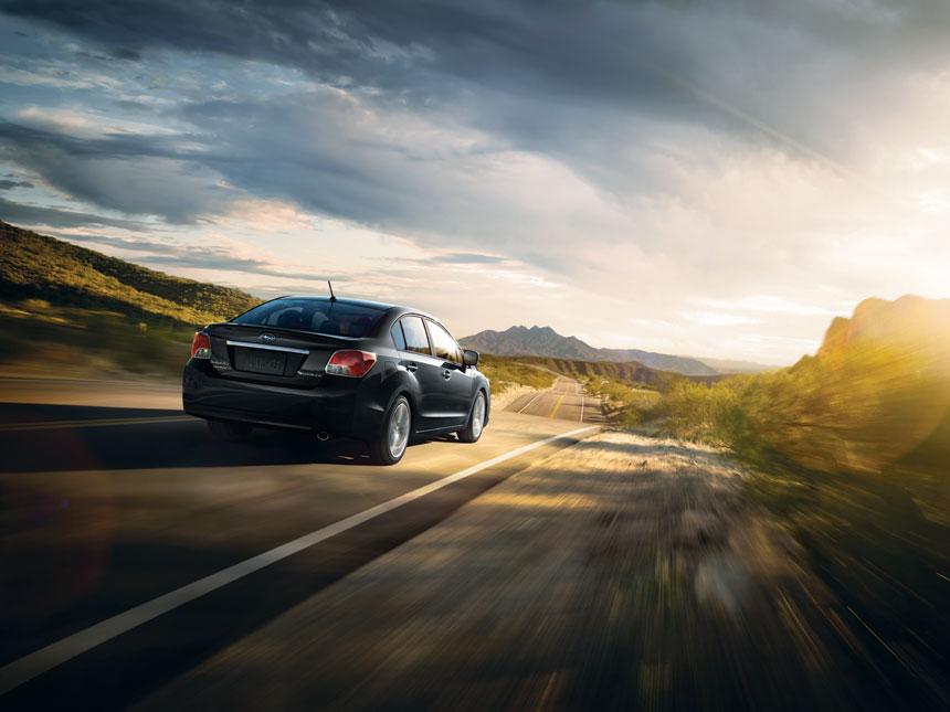 SUBARU Impreza 4 doors specs  2012 2013 2014 2015 2016 2017