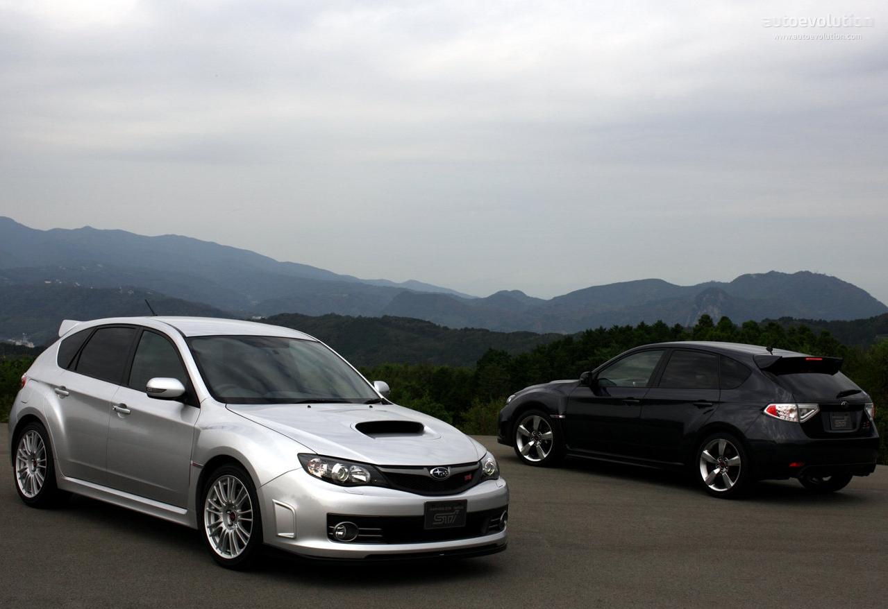 2010 subaru wrx sti horsepower
