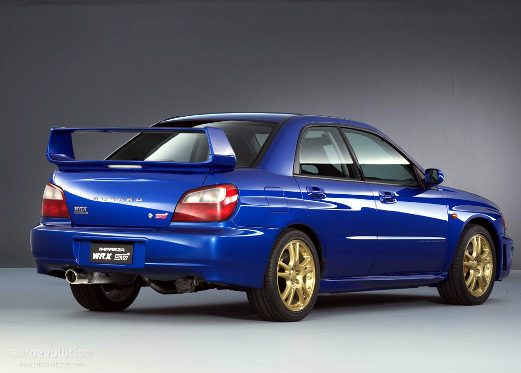 subaru impreza 2001 fuel consumption