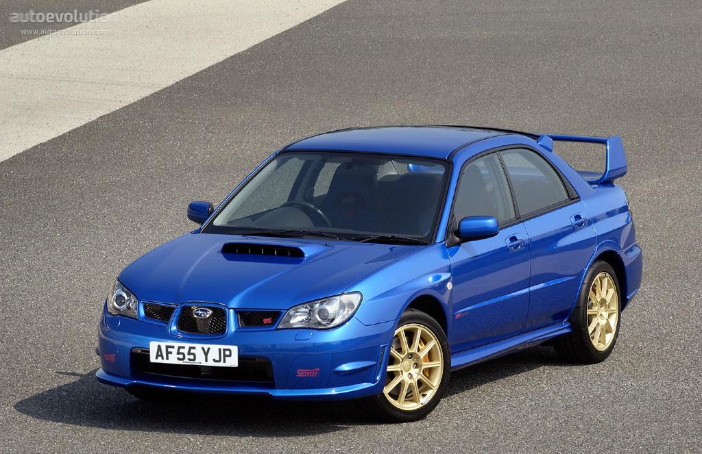 Subaru wrx turbo specs