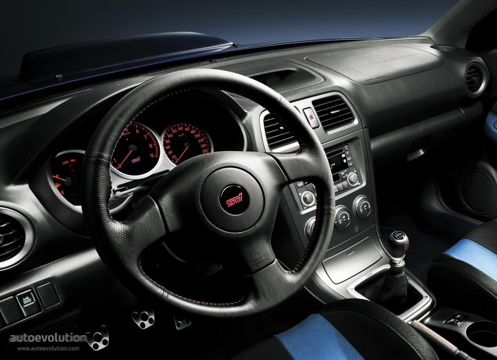 Subaru Impreza Wrx Sti Specs Amp Photos 2005 2006 2007 Autoevolution