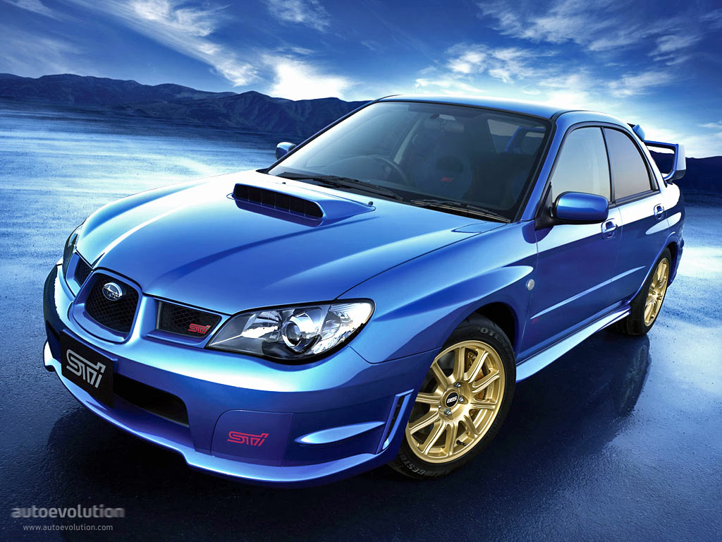 subaru impreza wrx sti specs 2005 2006 2007 autoevolution. Black Bedroom Furniture Sets. Home Design Ideas