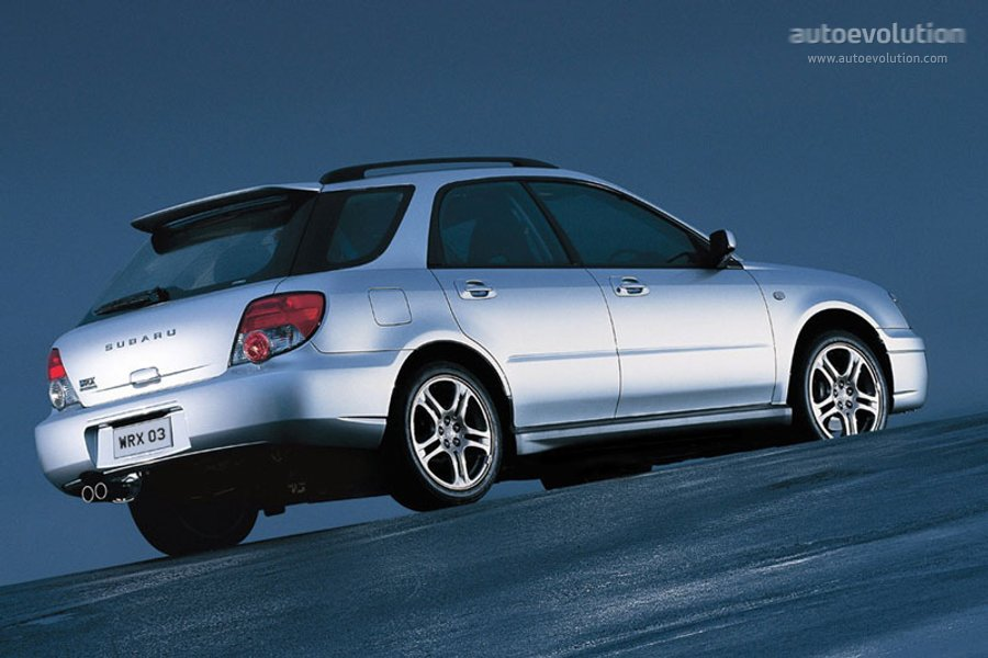 Subaru Impreza Wagon Specs Photos 2003 2004 2005