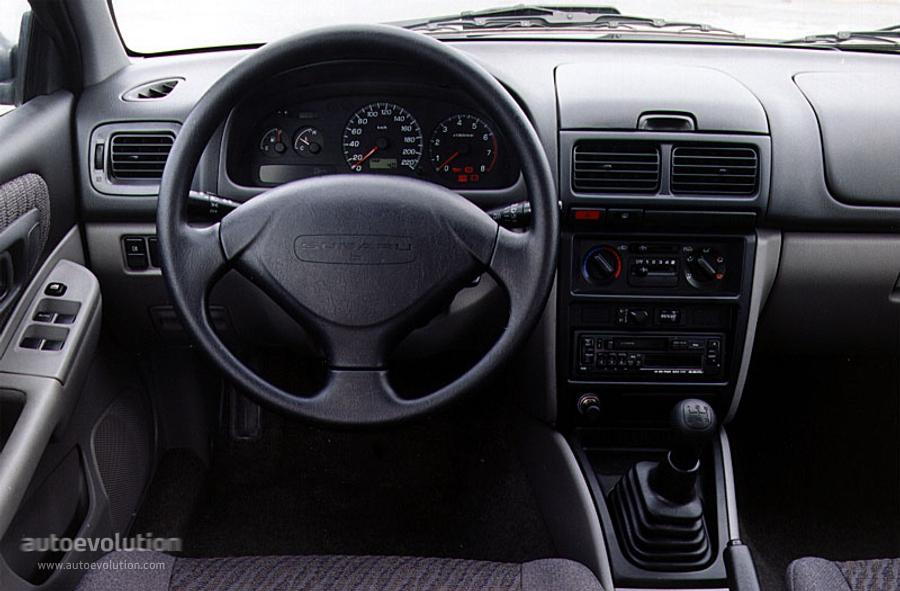 Subaru Impreza Wagon 1998 1999 2000 Autoevolution