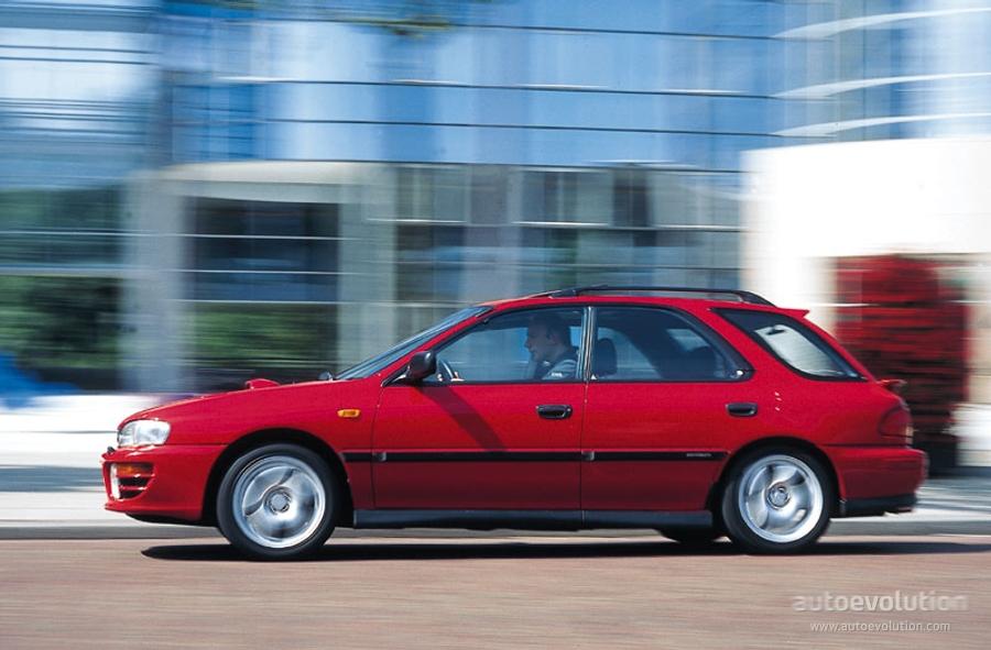Subaru Impreza Roof Rack >> SUBARU Impreza Wagon specs - 1993, 1994, 1995, 1996, 1997 ...