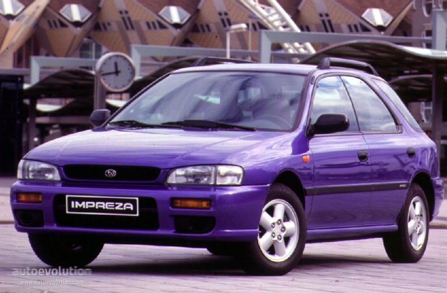 Subaruimprezawagon