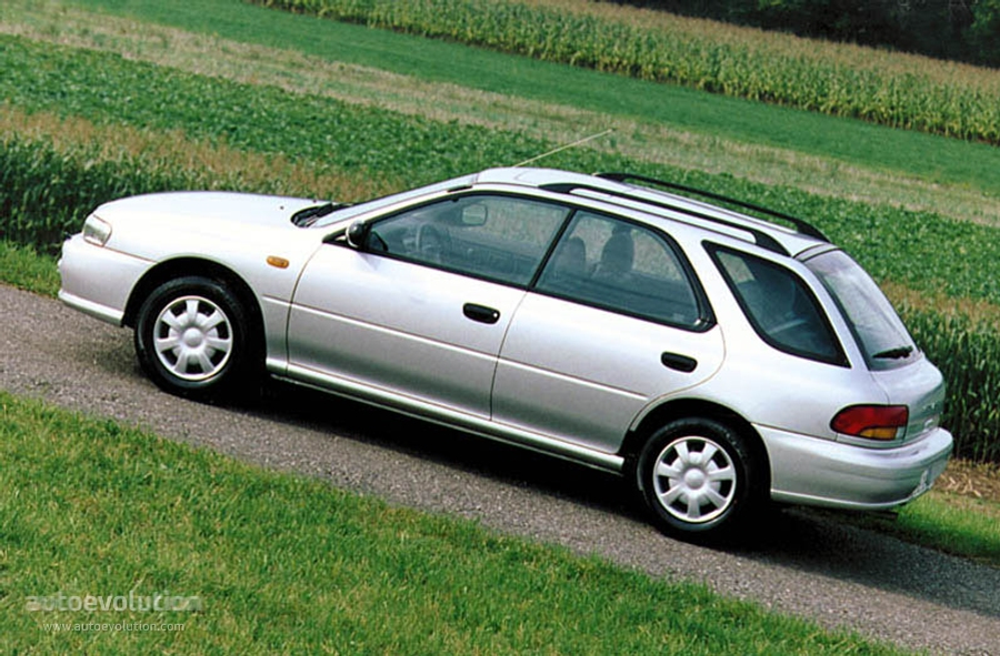 Superior ... SUBARU Impreza Wagon (1993   1998) ...