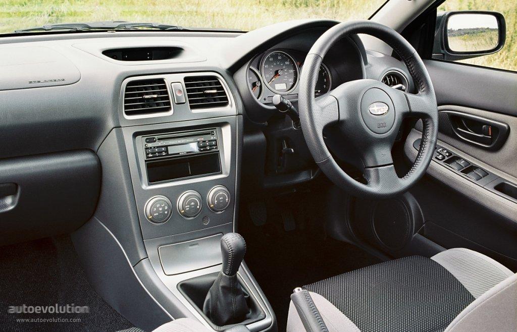 SUBARU Impreza Wagon specs - 2005, 2006, 2007 - autoevolution