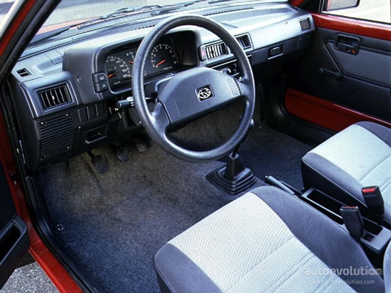 Subaru Justy 3 Doors Specs 1989 1990 1991 1992 1993 1994 Rhautoevolution: 1991 Subaru Justy Wiring Harness At Elf-jo.com