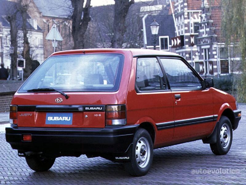 Subaru Boxer Engine >> SUBARU Justy 3 doors specs & photos - 1989, 1990, 1991, 1992, 1993, 1994, 1995, 1996 - autoevolution