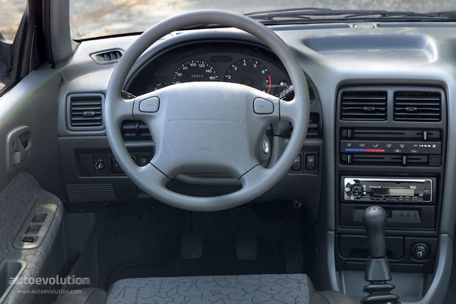 Subaru Justy 5 Doors Specs