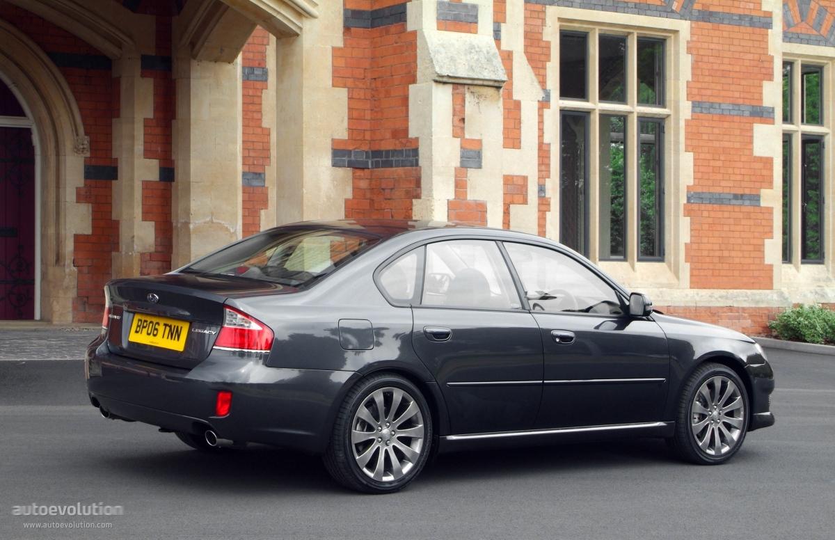 Subaru subaru specs : SUBARU Legacy specs - 2006, 2007 - autoevolution