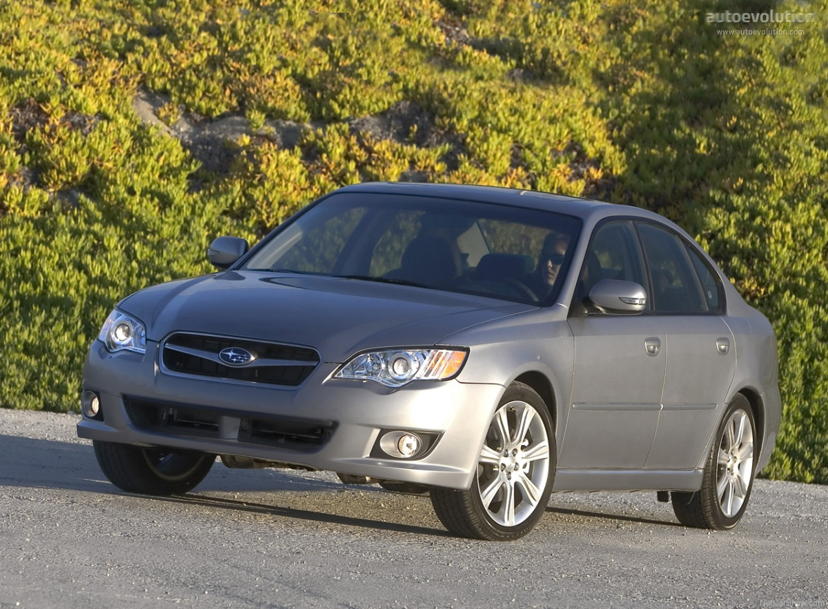 subaru legacy specs 2006 2007 autoevolution. Black Bedroom Furniture Sets. Home Design Ideas