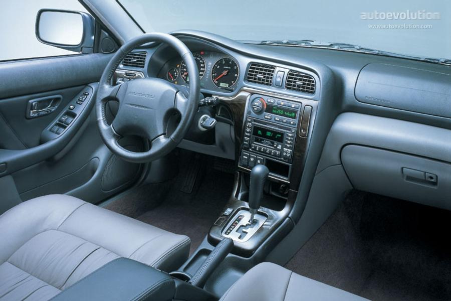 1999 Subaru Legacy Outback Limited >> SUBARU Legacy specs - 2002, 2003 - autoevolution