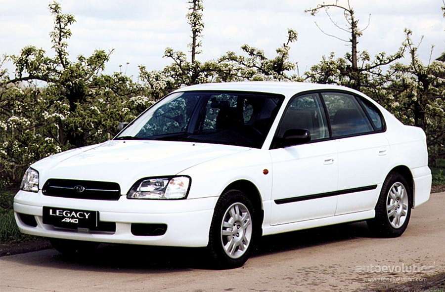 SUBARU Legacy specs & photos - 1999, 2000, 2001, 2002 ...