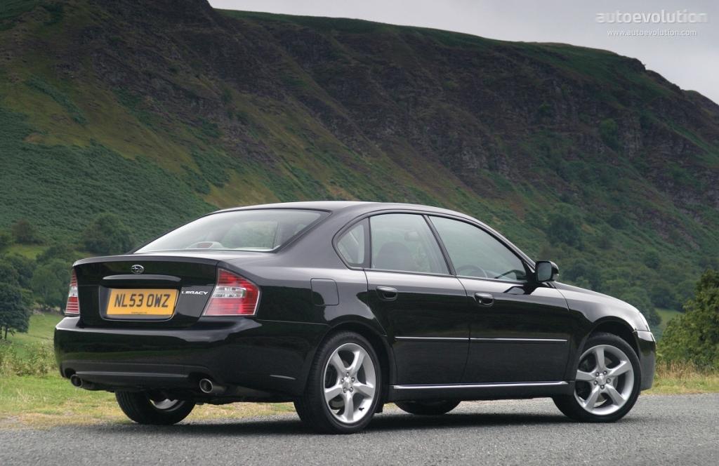 Subaru Legacy - 2003  2004  2005  2006