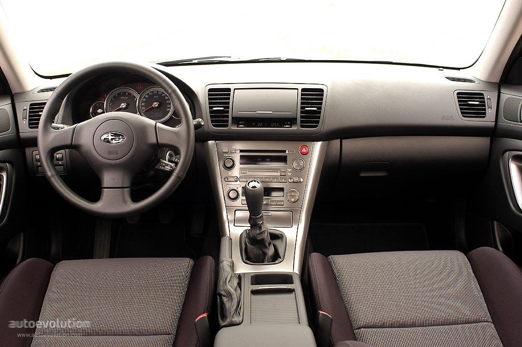 Subaru Legacy 2003 2004 2005 2006 Autoevolution