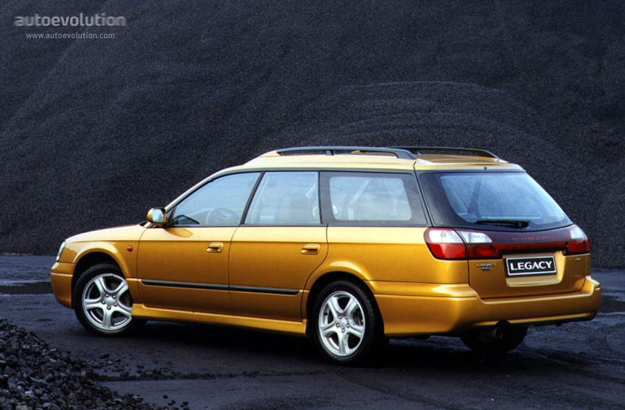 Subarulegacywagon on 2001 Hyundai Wagon