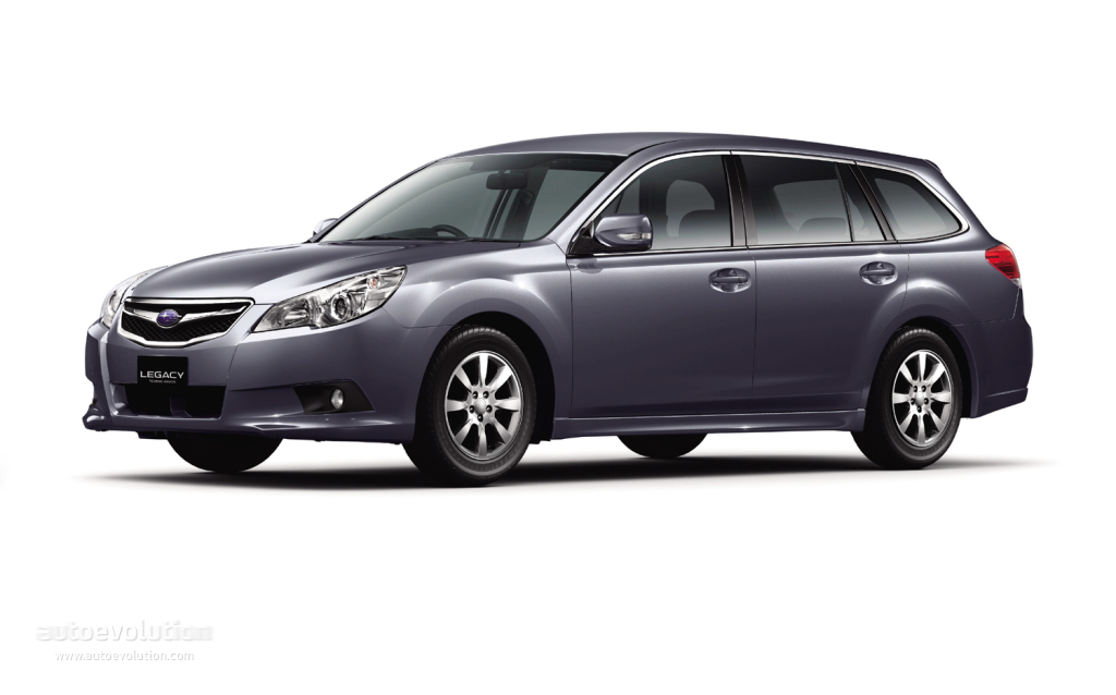 Subaru Legacy Wagon 2009 2017