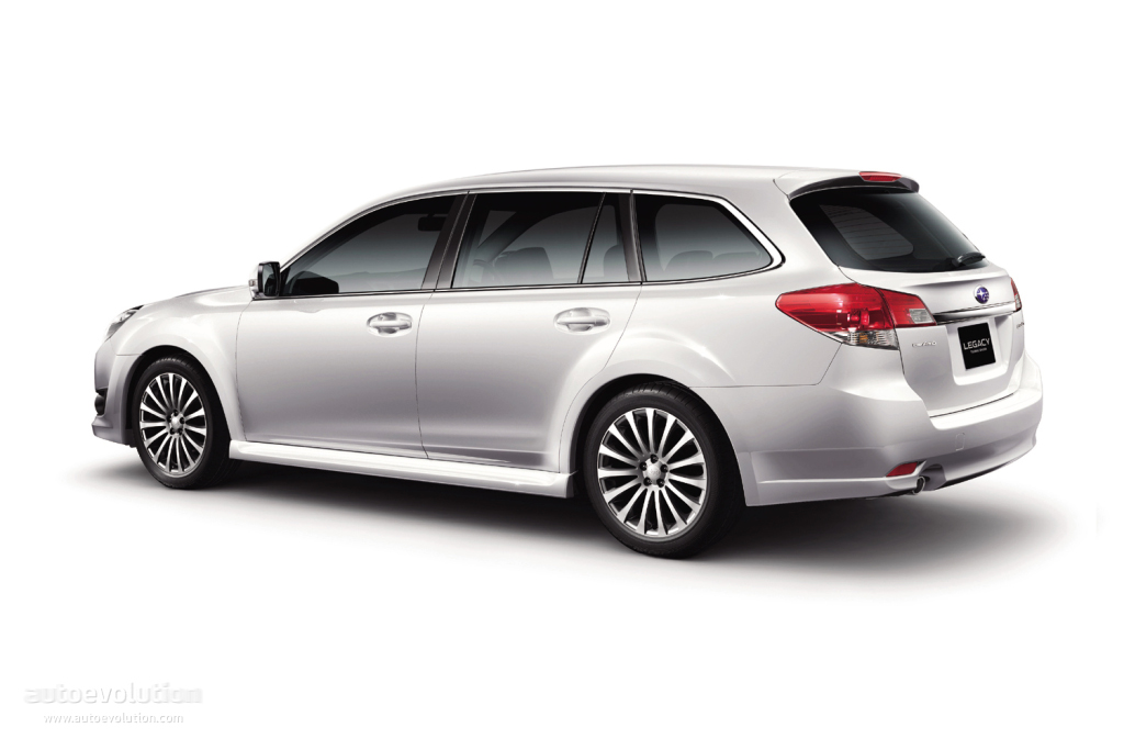 Subaru Legacy Wagon 2009 2010 2011 2012 2013 2014