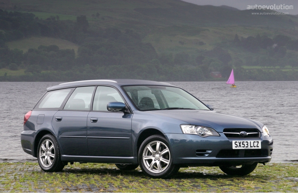 04 subaru legacy wagon